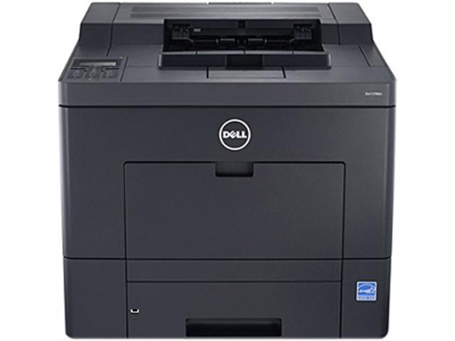 dell c2660dn plain paper color laser printer newegg com rh newegg com