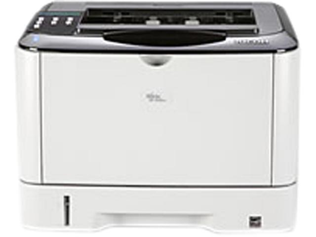 Ricoh Aficio SP 3510DN Laser Printer - Monochrome - 1200 x 1200 dpi Print -  Plain Paper Print - Desktop - Newegg com