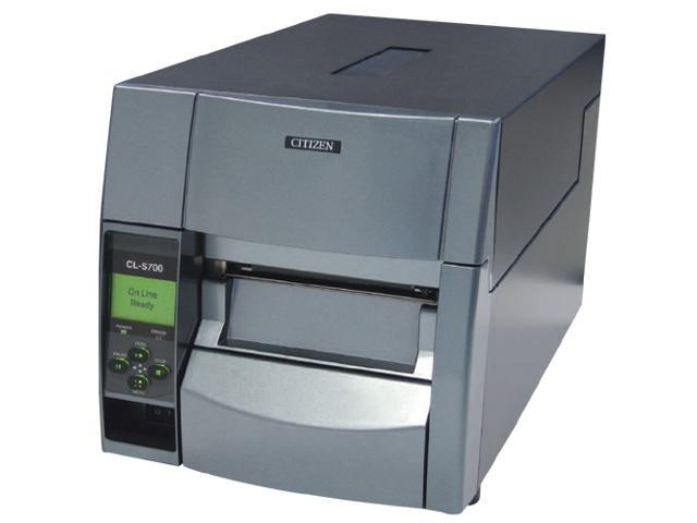 Citizen CL S700 Industrial Direct Thermal Barcode and Label Printer -  Newegg com - Newegg com
