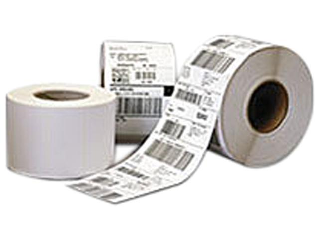 Thermamark Consumables Uncoated Permanent Adhesive Paper Label Direct Thermal 4