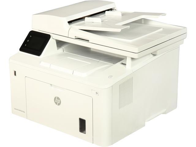 HP LaserJet Pro M227fdw (G3Q75A#BGJ) Duplex 1200 x 1200 DPI Wireless/USB  Monochrome Laser MFP Printer - Newegg com