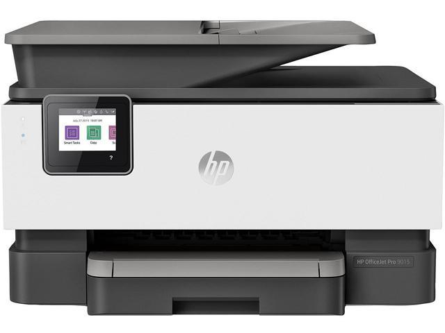 Image of HP Officejet Pro 9015 Wireless Auto-Duplex All-In-One Color Inkjet Printer