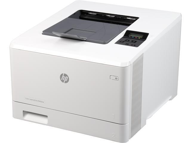 HP LaserJet Pro M452nw (CF388A) 38,400 x 600 Enhanced DPI Wireless / USB /  Ethernet Color Laser Printer - Newegg com