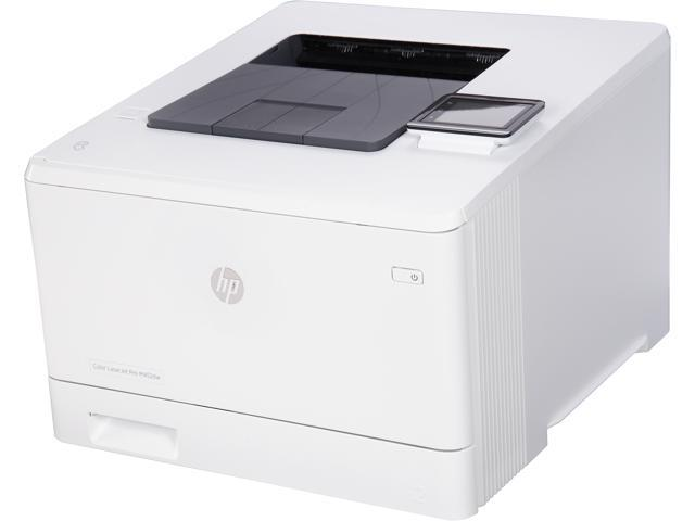 HP LaserJet Pro M452dw (CF394A) Duplex 38,400 x 600 enhanced dpi USB /  Ethernet / Wireless Color Laser Printer - Newegg com