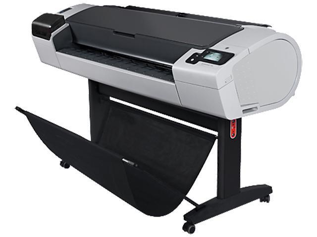 HP Designjet T795 44-in (CR649C) 2400 x 1200 dpi USB Color Inkjet Printer -  Newegg ca