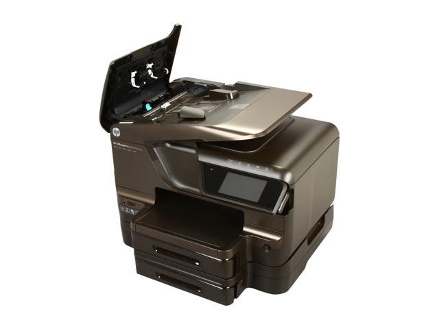 HP Officejet Pro 8600 Premium Up to 20 ppm Black Print Speed 4800 x 1200  dpi Color Print Quality Thermal Inkjet e-All-in-One Color Printer -