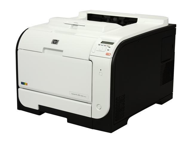 Hp laserjet pro 400 m451dw color wireless photo printer