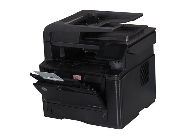 Hp Laserjet Pro 400 M425dn Cf286a Up To 35 Ppm 1200 X 1200 Dpi Duplex Workgroup Monochrome All In One Laser Printer Newegg Com