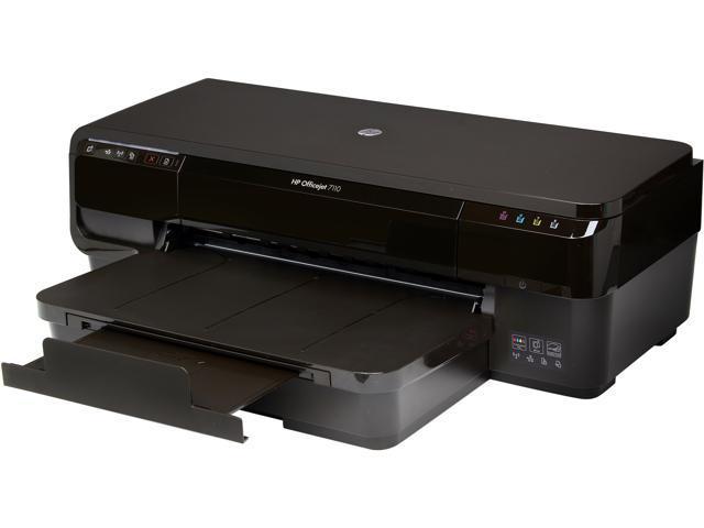HP Officejet 7110 InkJet Large Format Color Printer - Newegg com