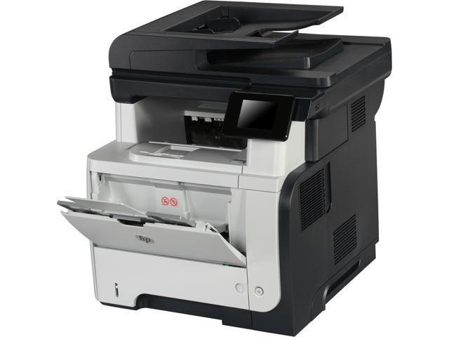 02628fcf471a HP LaserJet Pro M521dn (A8P79A) Auto Duplex USB Monochrome Laser All-in-One  Printer