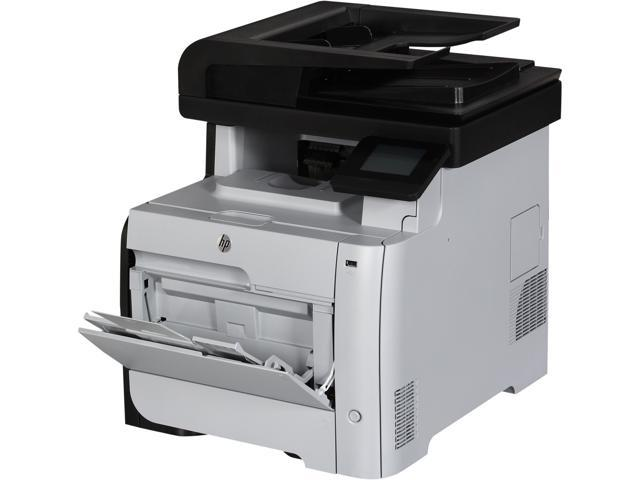 HP LaserJet M476nw (CF385A) Up to 21 ppm 600 x 600 dpi Wireless Color  All-in-One Laser Printer - Newegg com