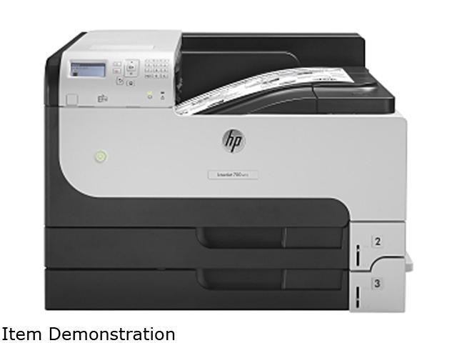 HP LaserJet Enterprise 700 M712N (CF235A#BGJ) Dupelx 1200 x 1200 dpi USB /  Ethernet Monochrome Laser Printer - Newegg com