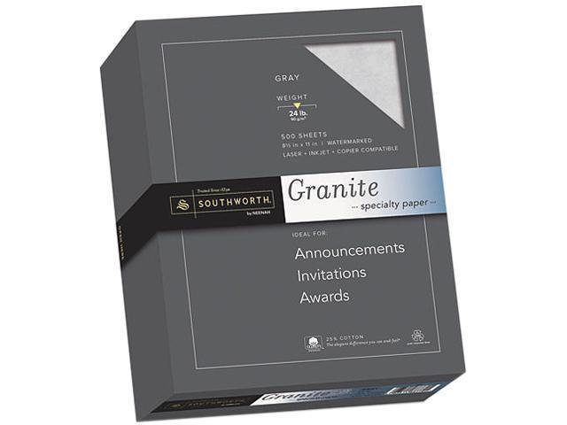 Southworth 914c Granite Specialty Paper 24 Lbs 8 1 2 X