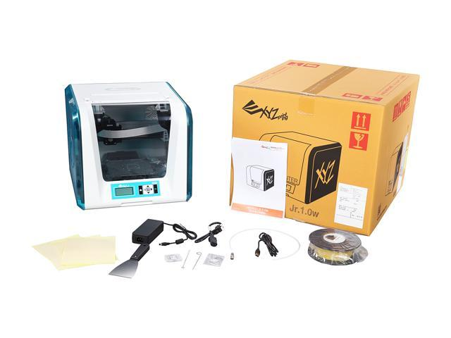 "da Vinci Mini Wireless 3D Printer ~ 6/""x6/""x6/"" Built Volume Includes: 14 300g ..."
