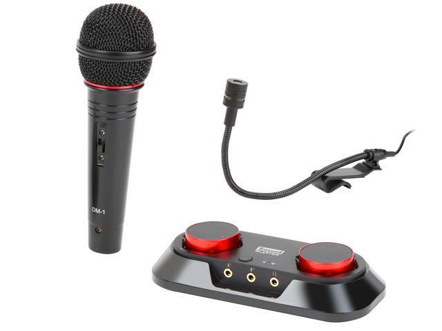 c95acc3424c Creative Sound Blaster R3 Audio Recording Starter Kit for YouTube,  70SB154000000