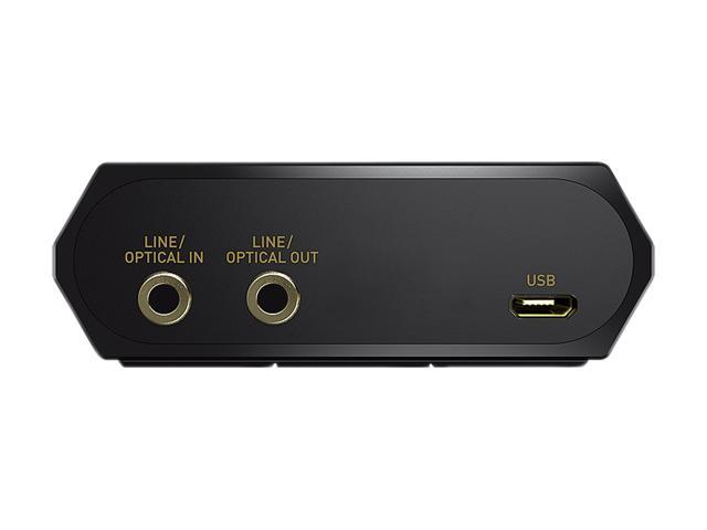 Creative Sound BlasterX G6 Hi-Res Gaming DAC and USB Sound Card with Xamp  Headphone Bi-Amplifier for PC, PS4, Xbox and Nintendo Switch - Newegg com
