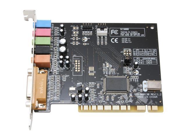 DIAMOND XtremeSound XS51 Sound Card - Newegg com