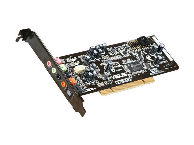 a29b1b343f6 ASUS Xonar DG 5.1 Channels PCI Interface Sound Card