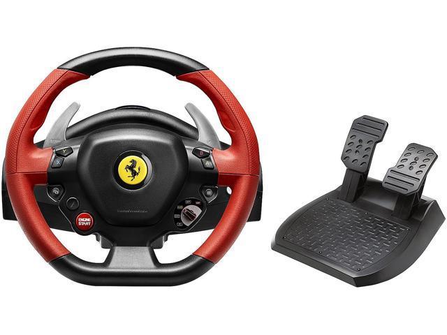 Thrustmaster VG Ferrari 458 Spider Racing Wheel , Xbox One