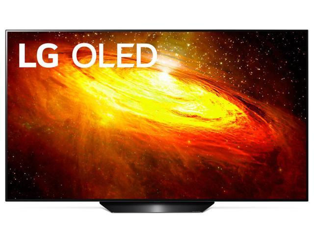 "LG BX Series 55"" 4K UHD Smart OLED TV with AI ThinQ OLED55BXPUA (2020)"