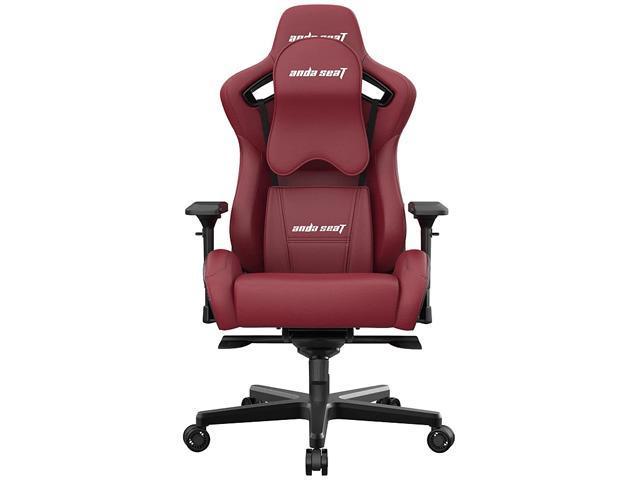 Anda Seat Kaiser Series Extra Large Size High-Back Ergonomic Design Kaiser  Premium Gaming Chair - Dark Red (AD12XL-02-AB-PV/C-A02) - Newegg.com