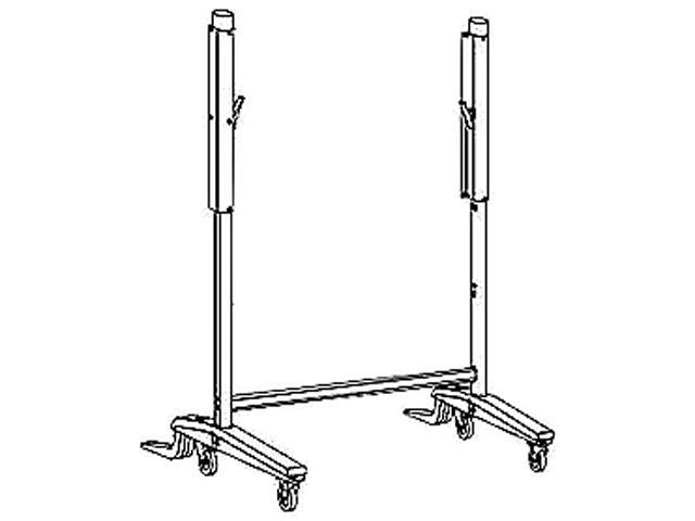 Smart Technologies Fs Sb Smart Board Mobile Floor Stand For 77