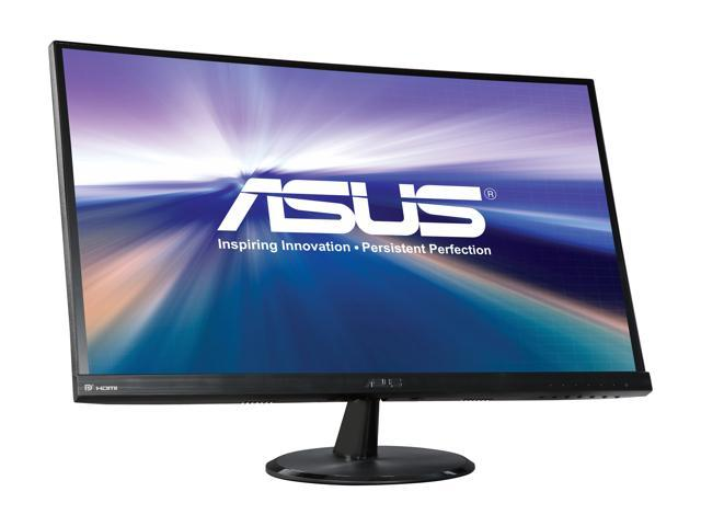 "Asus VP279Q-P Black 27"" 5ms (GTG) IPS Frameless Widescreen LCD/LED Monitor,  250 cd/m2 DCR 80,000,000:1 (1,000:1), Dual Built-in Speakers, VESA"