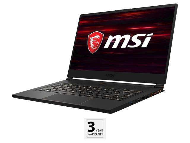 MSI GS65 Stealth-838 824142186237
