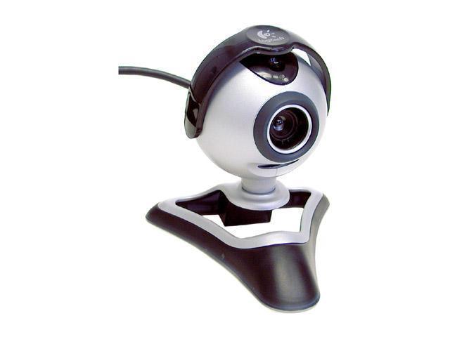 Logitech 961239 0403 Quickcam Pro 4000 Webcam Newegg Com