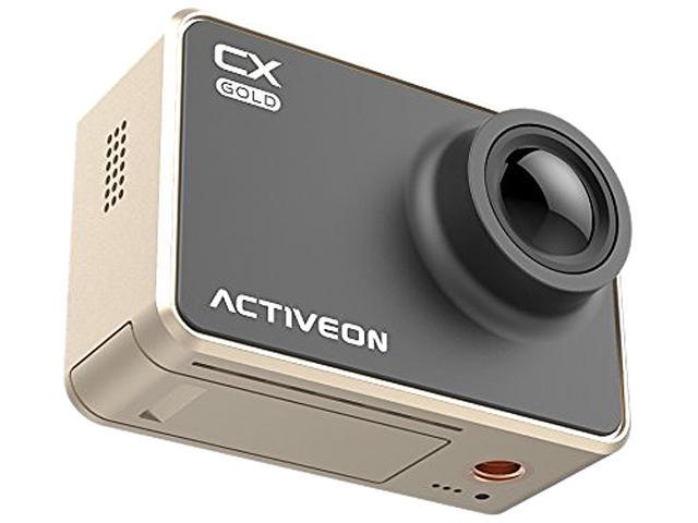 Activeon Cx Gold Gca10w Gold 2 00 Built In Lcd Touch Screen Action Camera Newegg Com