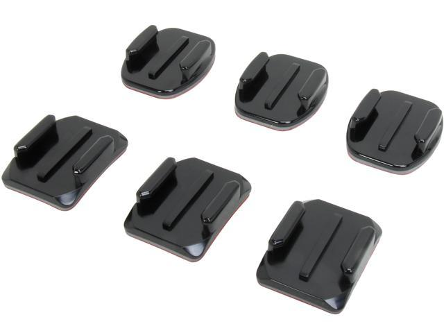Genuine GoPro Curved and Flat Adhesive Mounts New