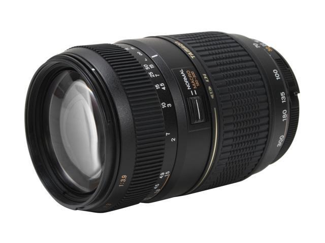 Lens Hood Universal 62mm black for Nikon 70-300 mm 4.0-5.6 AF D ED