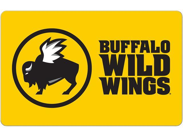 $50 Gift Cards Buffalo Wild Wings + $10 GC