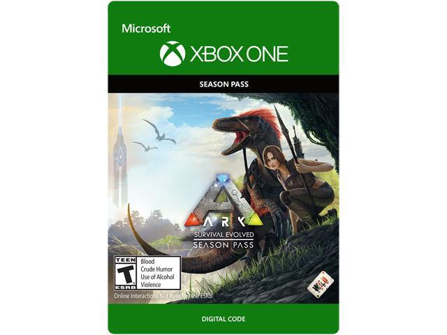 ARK: Survival Evolved Season Pass Xbox One [Digital Code] - Newegg com