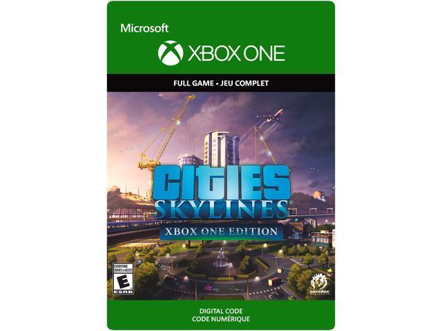 Cities: Skylines - Xbox One Edition [Digital Code] - Newegg com
