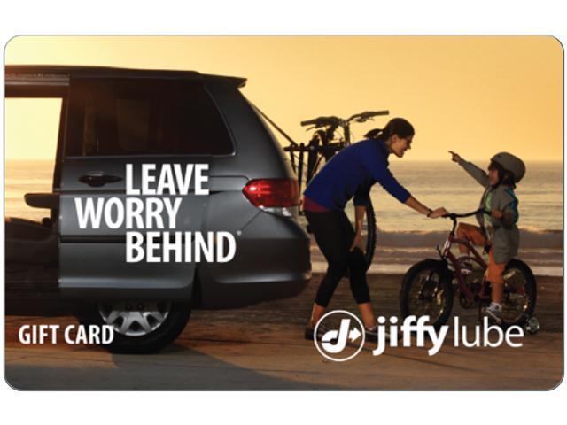 $50 Jiffy Lube Gift Card