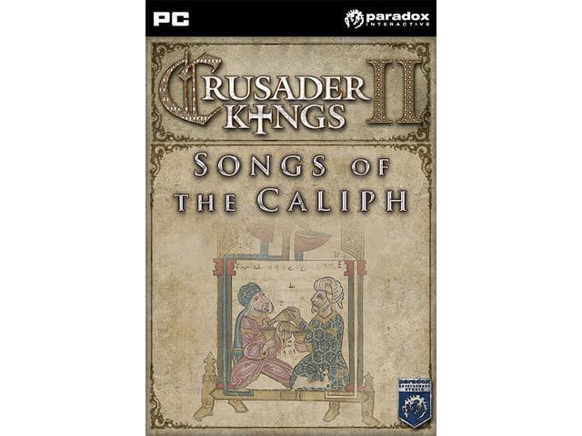 Crusader Kings II: Songs of the Caliph (DLC) [Online Game Code] - Newegg com