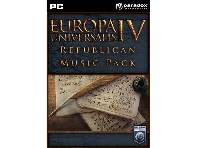 Europa Universalis IV: Republican Music Pack [Online Game Code] - Newegg com