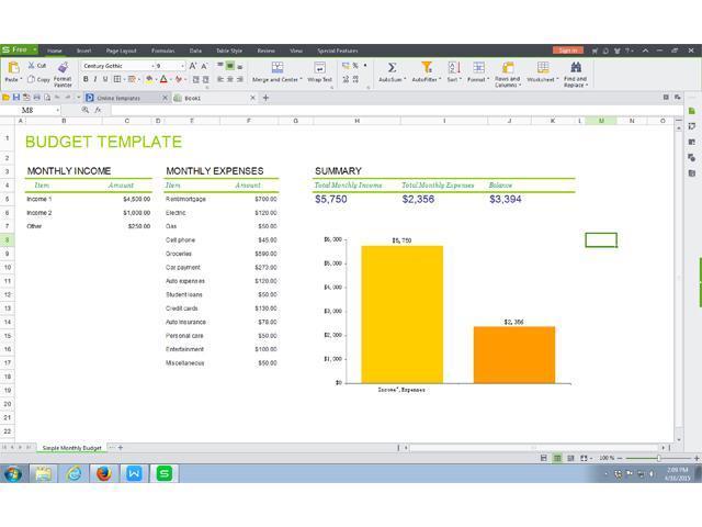 WPS Office 10 Business Edition - 3 PCs / Lifetime - Newegg com
