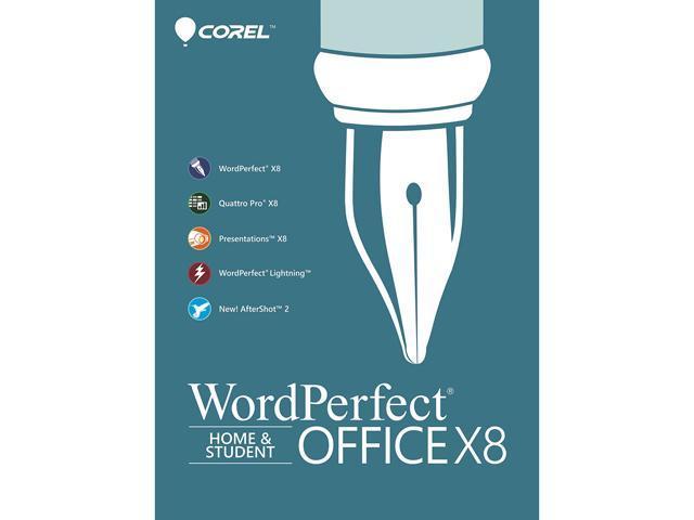 what is corel wordperfect