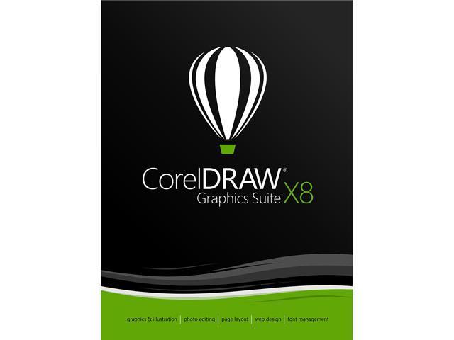 Corel Coreldraw Graphics Suite X8 Academic Download Newegg Com