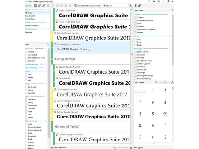 CorelDRAW Graphics Suite 2017 - Newegg com