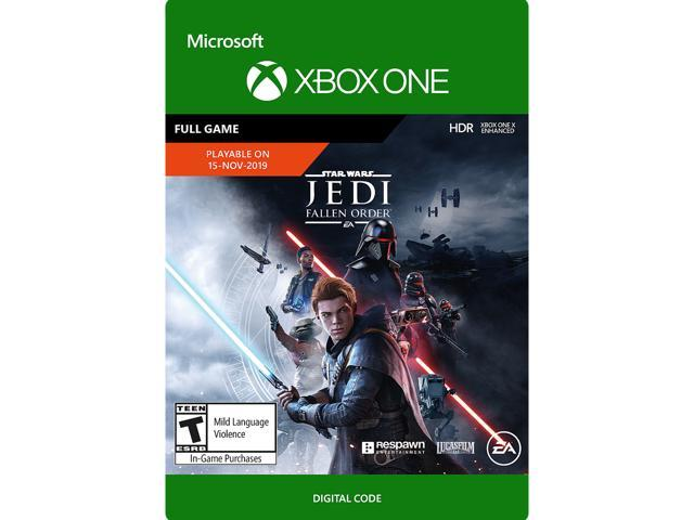 Star Wars Jedi Fallen Order Xbox One Digital Code Newegg Com