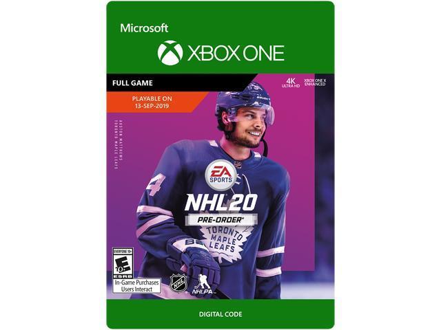 c94b53c0dfa5 NHL 20 Xbox One [Digital Code] - Newegg.com