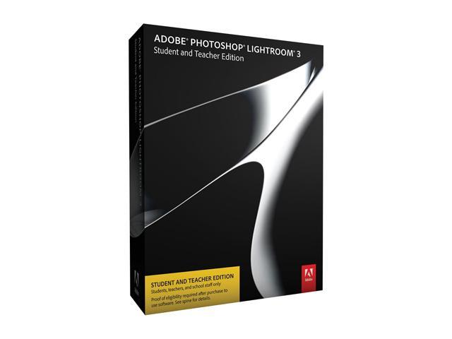 Adobe Lightroom 3 Student and Teacher Edition