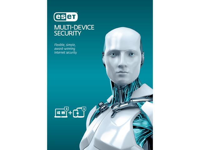 Eset Multi Device Security Install On Up To 3 Pc Mac