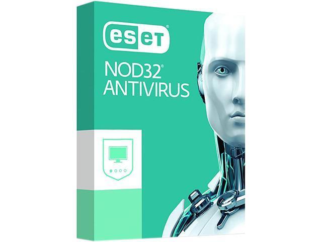 Image of ESET NOD32 Antivirus, 5 Devices 1 Year, PC/Mac