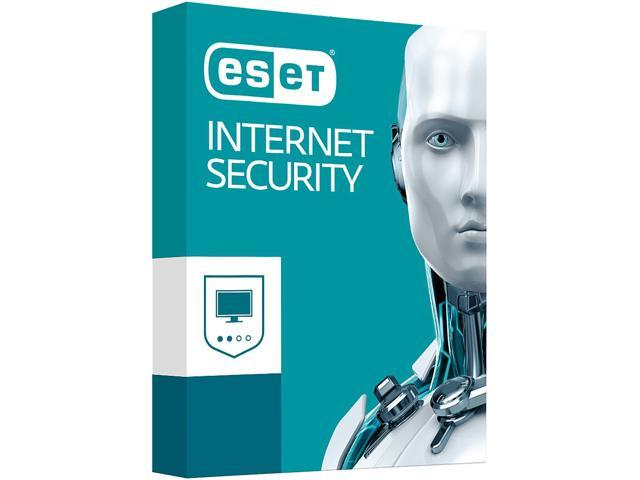 Image of ESET Internet Security, 5 Devices 1 Year, PC/Mac/Android