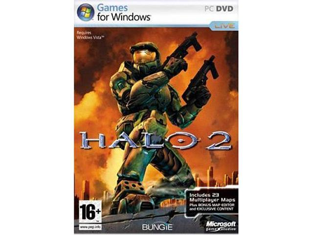 Halo 2 PC Game - Newegg com
