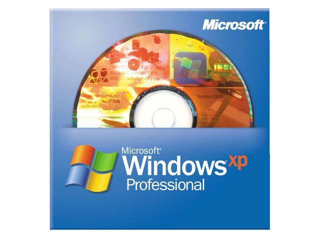Microsoft Windows XP Professional SP3 w/Multilingual User Interface Pack  for System Builders - Newegg com